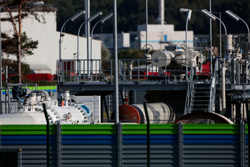 Gazoduc reliant la Russie et l'Allemagne Les États-Unis veulent un «moratoire» sur Nord Stream2)