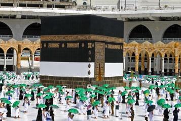 Arabie saoudite Un deuxième grand pèlerinage à LaMecque limité par la COVID-19)