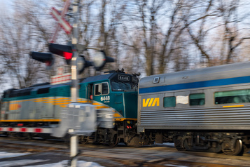 Un employé de VIA Rail atteint de la COVID-19