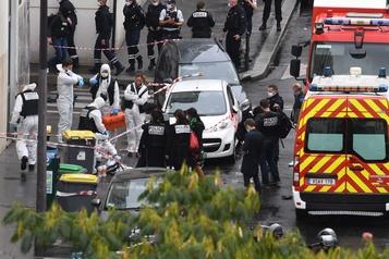 Attaque au hachoir à Paris L'auteur présumé visait Charlie Hebdo, assume son acte)