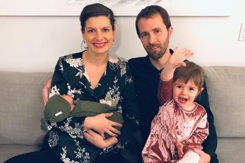 Geneviève Guilbault a eu son deuxième enfant