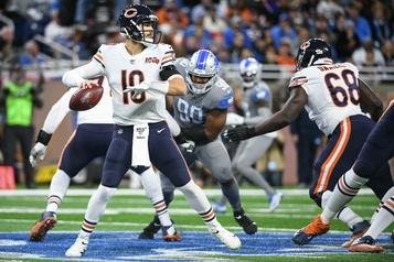Les Bears l'emportent contre les Lions