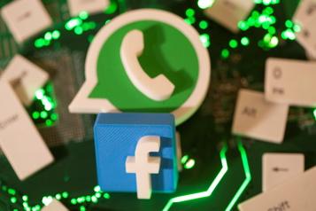 Partage avec Facebook WhatsApp retarde encore l'application de nouvelles règles de confidentialité)