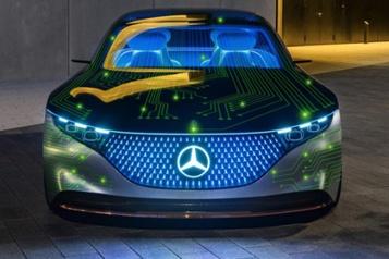 Daimler Résultats en hausse de 800 % au premier trimestre)