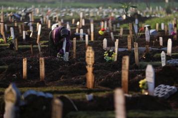 Bilan de la pandémie Plus de 4179000 morts dans le monde)