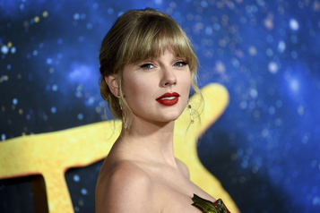 Folklore de Taylor Swift est déjà numéro un)