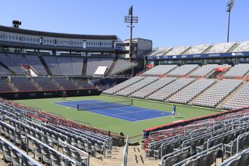 Tennis Canada tient à présenter l'Omnium Banque Nationale)