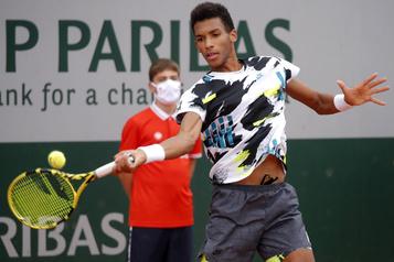 Roland-Garros Félix Auger-Aliassime subit l'élimination à Paris)