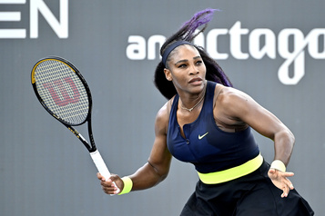 Tournoi de Lexington: Serena Williams bat sa sœur Venus et file en quarts)
