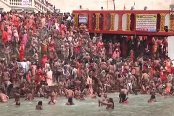 L'Inde craint qu'un festival religieux ne relance l'épidémie)