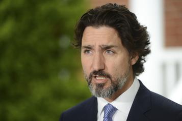 Municipalités: Trudeau propose de verser immédiatement la taxe sur l'essence)
