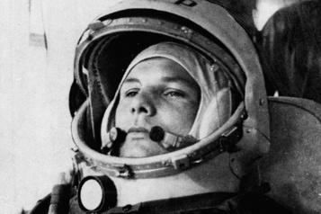Il y a 60ans, Youri Gagarine devenait le premier homme dans l'espace)