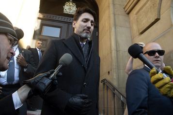 Blocus ferroviaire: Trudeau continue de souhaiter une issue rapide et pacifique
