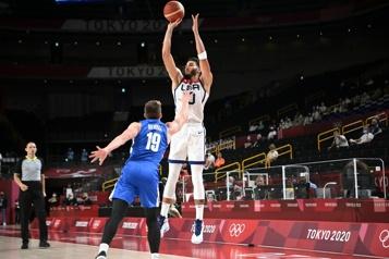 Basketball Les États-Unis qualifiés pour les quarts)