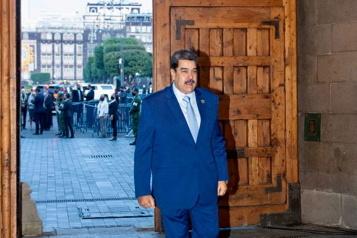 Inculpé aux États-Unis Un premier voyage officiel à l'étranger pour Maduro depuis mars2020)