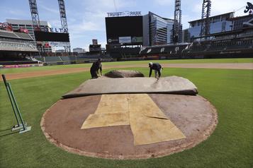 Le baseball majeur planche sur un début de saison en mai