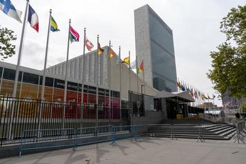 Un 75e anniversaire virtuel et en berne pour l'ONU)