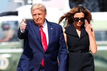 Donald Trump votera samedi en Floride)