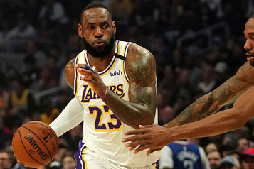 NBA: LeBron James aura du mal à tourner la page si la saison est annulée