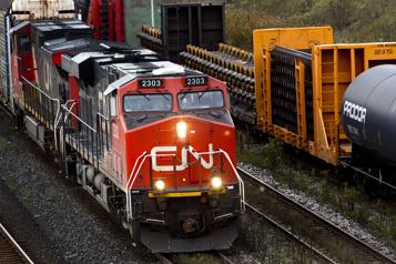 Surenchère d'offres pour Kansas City Southern Le CN et le CP déraillent en Bourse)