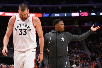Une victoire coûteuse pour les Raptors