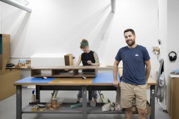 Incubateurs Immigration et entrepreneuriat: des meubles québécois à la sauce irlandaise)