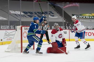 Canadien 5 - Canucks 6 (TB) À jouer avec le feu… )