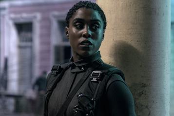 No Time to Die Incarnant 007, Lashana Lynch entre dans l'histoire