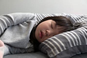 Aller au lit sans finir ses devoirs?