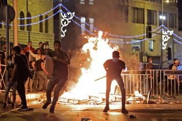 Vive tension à Jérusalem après de nouveaux heurts nocturnes)