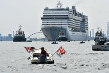 Venise Les grands navires de croisière bannis du centre historique)