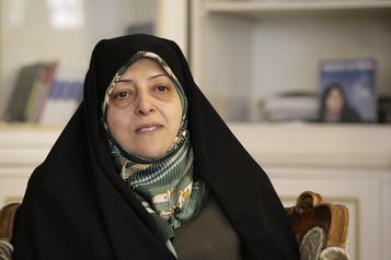 La femme politique iranienne Masoumeh Ebtekar infectée au coronavirus