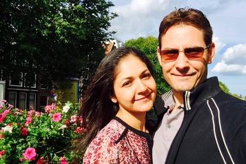 «Les mots ne suffisent plus», plaide la femme de Michael Kovrig, détenu en Chine)