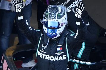 Grand Prix de Russie Bottas gagne devant Verstappen et Hamilton)