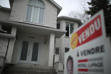 Immobilier: baisse de prix à prévoir de 6 à 11% au Québec)