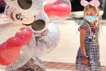 Walt Disney World rouvrira après Universal et Seaworld)