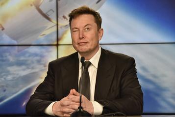 Tesla flambe en Bourse, Elon Musk devrait toucher 346millions US