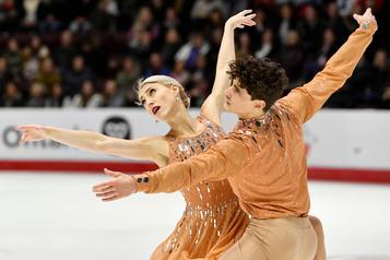 Patinage artistique: Piper Gilles et Paul Poirier sont finalement champions canadiens