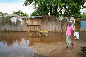 Burundi 100000 personnes ont dû quitter en raison des catastrophes naturelles)