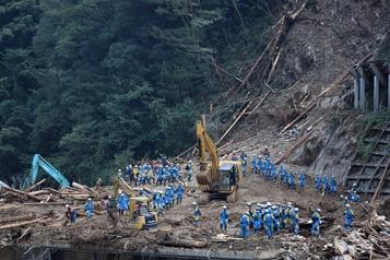 Corée du Nord: près de 60 ponts et quelque 2000 habitations détruits par un typhon)