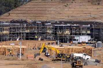 États-Unis Les mises en chantier de logements neufs rebondissent en août )