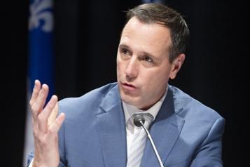 L'Alliance des profs de Montréal réclame la démission de Roberge)