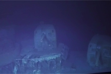 Une plongée record à 6500 mètres de profondeur)