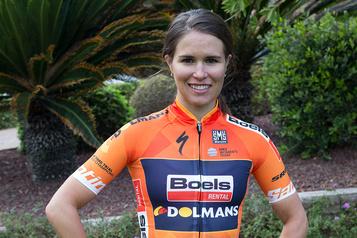 Championnats du monde de cyclisme sur route Karol-Ann Canuel mise au défi au contre-la-montre)