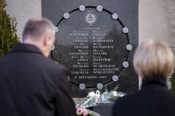 Des universités s'unissent pour commémorer la tuerie de Polytechnique