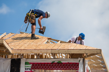 Les ventes de maisons neuves au plus haut depuis juillet2007 aux États-Unis