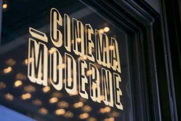 Le Cinéma Moderne rouvre ses portes)