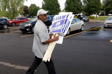 Fin de grève en vue chez GM aux États-Unis