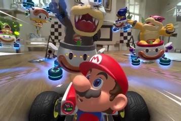 Mario Kart Live: Home Circuit Une idée de génie qui frappe un mur ★★★)