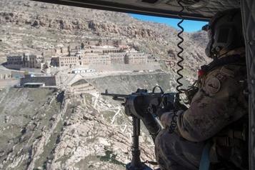 Irak: les soldats canadiens partiront si Bagdad l'ordonne